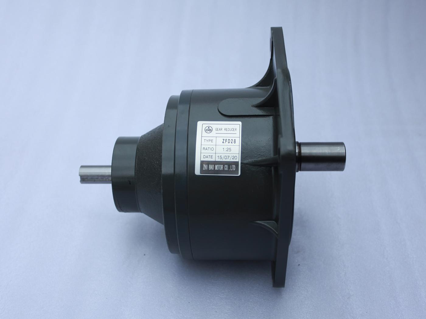 立式双轴型齿轮减速机